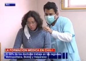 medicos chilenos