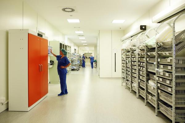 Conforama Aparador Manhattan ~ El Hospital de Igualada logra ahorrar más de 60 000 euros en un año con la tecnología RFID